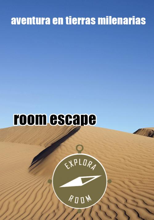 Escape room ou chercher un object à travers d'anciennes cultures
