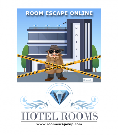 A funny and clever online escape room